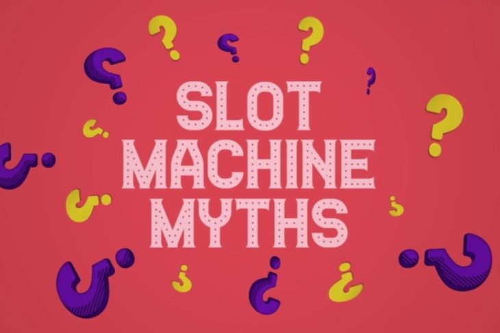 Myths and truth about slot machines